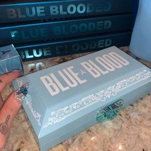 Jeffree Star Makeup - FLASH SALE!💙BNIB💙Jeffree Star BLUE BLOOD palette